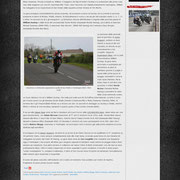 22 April 2017 Tandragee 100 on Road Racing Core