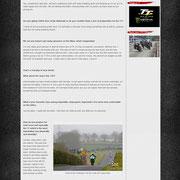 5 May 2017 Derek McGee on Road Racing Core