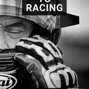 """""""ROAD TO RACING"""" book. Text Marta Covioli, photos Diego Mola"""
