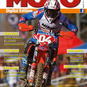 January 2016 Andrea Dovizioso on the cover on Mototecnica Digital Edition http://www.supermototecnica.com/