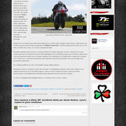 11 August 2017 Ulster Grand Prix on Road Racing Core