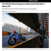 Motorcyclist January 2020