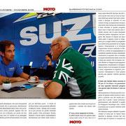 November-December 2016 Suzuki on Mototecnica