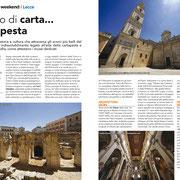 April 2017 Lecce on Camper Life