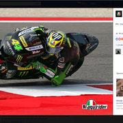 10 September 2016 MotoGP for AGV