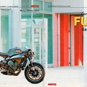 June-July 2016 Officine GPdesign on Mototecnica