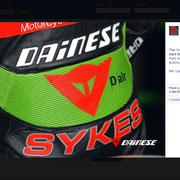 May 2016 Dainese on Facebook SBK Superbike