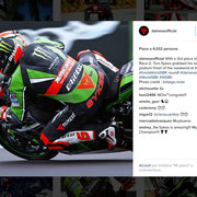 May 2016 Dainese on instagram SBK Superbike