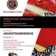 10 May 2017 Ghost Record Motor Cycles