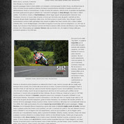 12 August 2017 Ulster Grand Prix on Road Racing Core