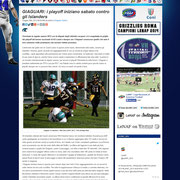 29 May 2013 LeNAF - Lega Nazionale di American Football  http://www.lenaf.it/?p=8930
