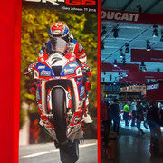Photo for Suomy at the EICMA event