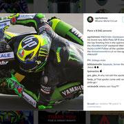 9 September 2016 MotoGP for AGV