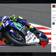 9 September 2016 MotoGP for Dainese