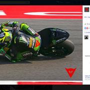 9 September 2016 MotoGP for Dainese