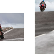 """June 2015 the book """"#ghostnumerozero"""". You will find my photos taken during the TT, NW200 and UGP. The book is available http://cibele.it/prodotto/ghostnumerozero/"""
