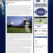 27 February 2013 LeNAF - Lega Nazionale di American Football  http://www.lenaf.it/?p=6436