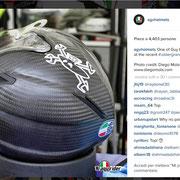 August 2015 AGV Helmets on Instagram