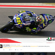 10 September 2016 MotoGP for AGV