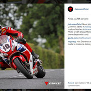 August 2015 Dainese on Instagram