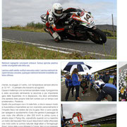 November-December 2014 Ulster Grand Prix on Mototecnica