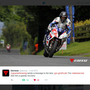 September 2015 Dainese on Twitter