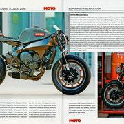 June-July 2016 Officine GPdesign on Mototecnica