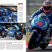 November-December 2016 Suzuki on Mototecnica