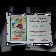 """Ospedaletti, 2 September 2012 Premio Fotografico """"Roberto Patrignani"""""""