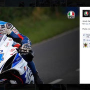 14 August 2014 Guy Martin to AGV Helmets  https://www.facebook.com/AGVhelmets/photos/pb.132543450107041.-2207520000.1421925971./869871336374245/?type=3&theater