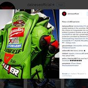 June 2016 Dainese on Instagram NW200 North West 200