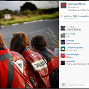 September 2014 to Dainese on Instagram  http://instagram.com/p/r2A5LcrEZC/?modal=true