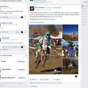 January 2016 AGV Helmets on Facebook