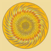 Solarplexus Chakra ~ 2004