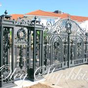 """Estate Gate """" Petit Palais"""". Toronto, Ontario. 2010"""