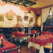 Restaurante Mulinazzo. Madrid