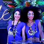 """Fluor Face Paint Festival """"Summer Story"""" Ciudad del Rock 2017"""