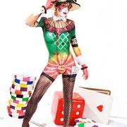 """Lucky Girl"" 1º Premio en la Semifinal de FIKAE 2008. Fotografía: Daniel Ojalvo"