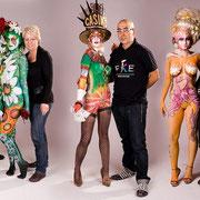 Finalistas del Concurso Internacional de Cuerpos Artísticos, FIKAE 2008