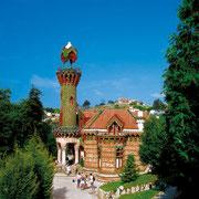 Cantabria (Capricho de Gaudí)