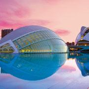 Valencia (Museo de Las Artes y Las Ciencias)