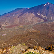 Tenerife (Parque Nacional del Teide)