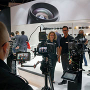 Anna Rausch - Product Manager & Michael Schiehlen, Sales Director Zeiss Camera Lenses