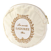 Laduree Blanket Cover Creem