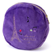 Laduree Blanket Opera Cover Purple