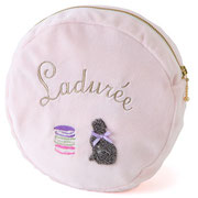 Laduree Blanket Cat Cover Pink