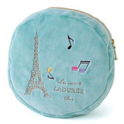 Laduree Blanket Opera Cover Blue