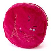 Laduree Blanket Opera Cover Red
