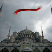 Istanbul Sainte Sophie digital color