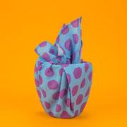 Nachhaltig feiern: Zerowaste Geschenkverpackung aus Stoff